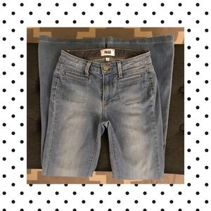 Paige Bell Canyon jeans size 25